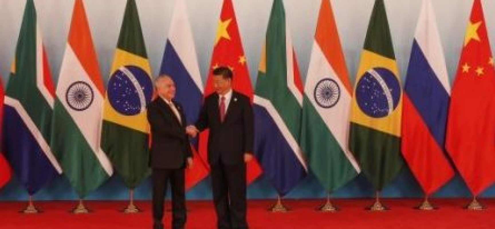 Líderes do Brics condenam testes nucleares da Coreia do Norte