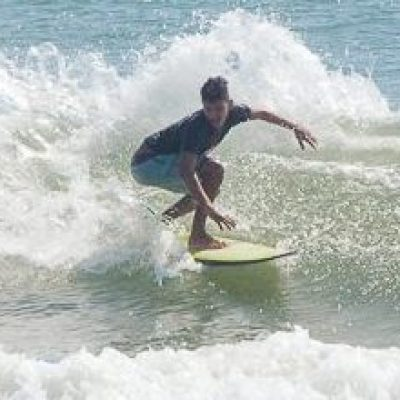 Campeonato Black Trunks marcou  45 anos do surf na Terra do Cacau