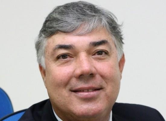 Alcides Kruschewsky, o novo assessor