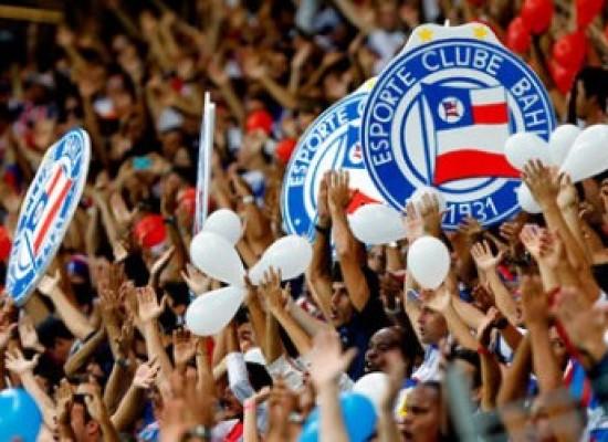 Bahia anuncia mudanças no plano de sócios e política de ingressos