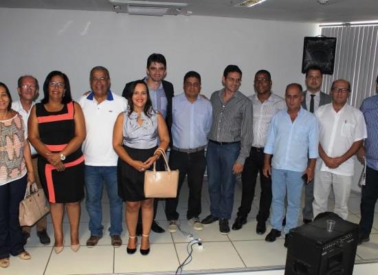 Consórcio Litoral Sul apresentou projetos aos novos gestores municipais