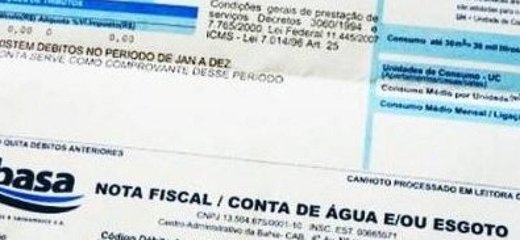Embasa orienta população a solicitar serviços pelo 0800 0555 195 e agência virtual