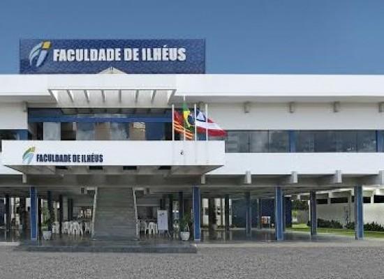 Faculdade de Ilhéus dá 2ª chance no Vestibular 2017.1 em todos os cursos