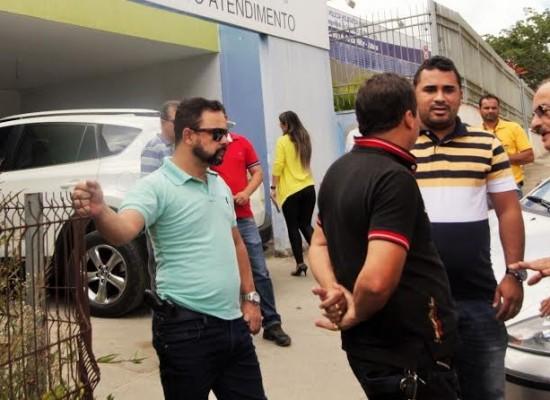 Fernando Gomes quer UPA 24 Horas funcionando em Itabuna