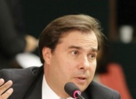Maia quer aprovar PEC Emergencial antes do Orçamento de 2021