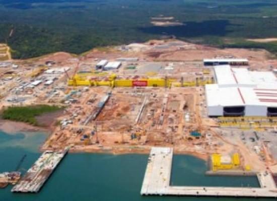 MPF aciona Estado, União e consórcio por 'construção ilegal' de estaleiro na Bahia