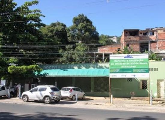 Prefeito de Ilhéus autoriza reforma e ampliação da Unidade de Saúde do Malhado