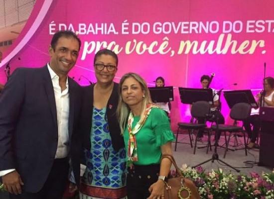 Prefeito de Ilhéus conhece estrutura do Hospital da Mulher, em Salvador