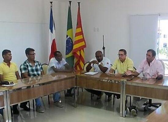 Prefeito Mário Alexandre dialoga com Salva Vidas e autoriza compra de motos para maior fiscalização