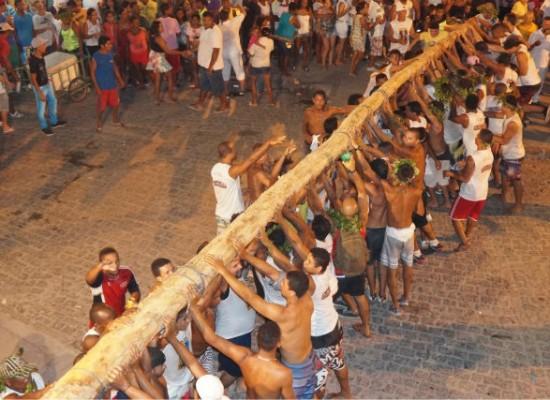 Fim de semana em Ilhéus promete ser movimentado com a Puxada do Mastro