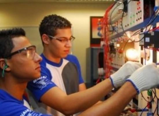Senai prorroga inscrições em cursos técnicos com mais de 5 mil vagas