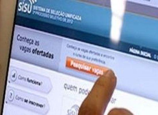 Começa convocação de candidatos inscritos na lista de espera do Sisu