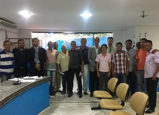 Vereadores participam de palestra sobre gestão legislativa