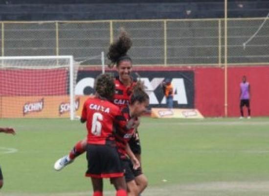 Vitória vence o Juventude e conquista o Campeonato Baiano Feminino