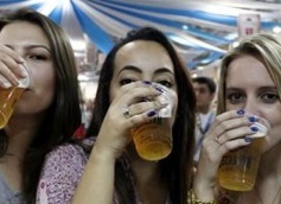 Em Salvador, mulheres são maioria nos atendimentos por embriaguez