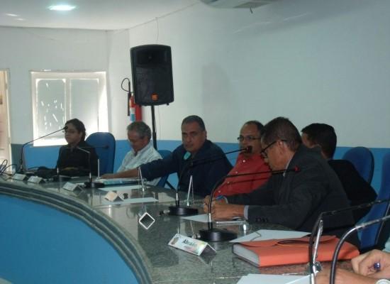 Jamil Ocké participa de audiência pública em apoio a dragagem do Porto do Malhado