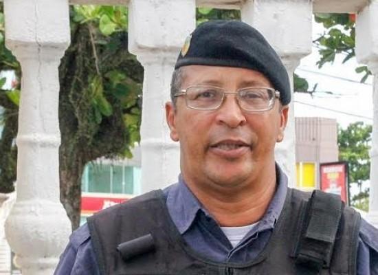 Prefeito de Ilhéus dá posse ao novo comandante da Guarda Municipal