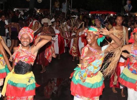 Prefeitura divulga Blocos Afro e Afoxé que se apresentarão no Ilhéus Folia