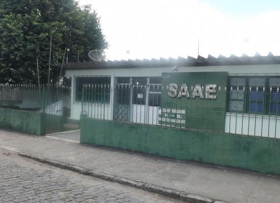 SAAE suspende temporariamente aumento de tarifa do serviço de água e esgoto, em Ibicaraí
