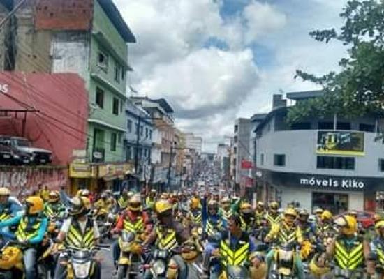 Settran convoca os MOTO TAXISTAS para vistoria referente ao 2016