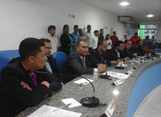 Vereadores elegem membros das comissões permanentes da Câmara de Ilhéus