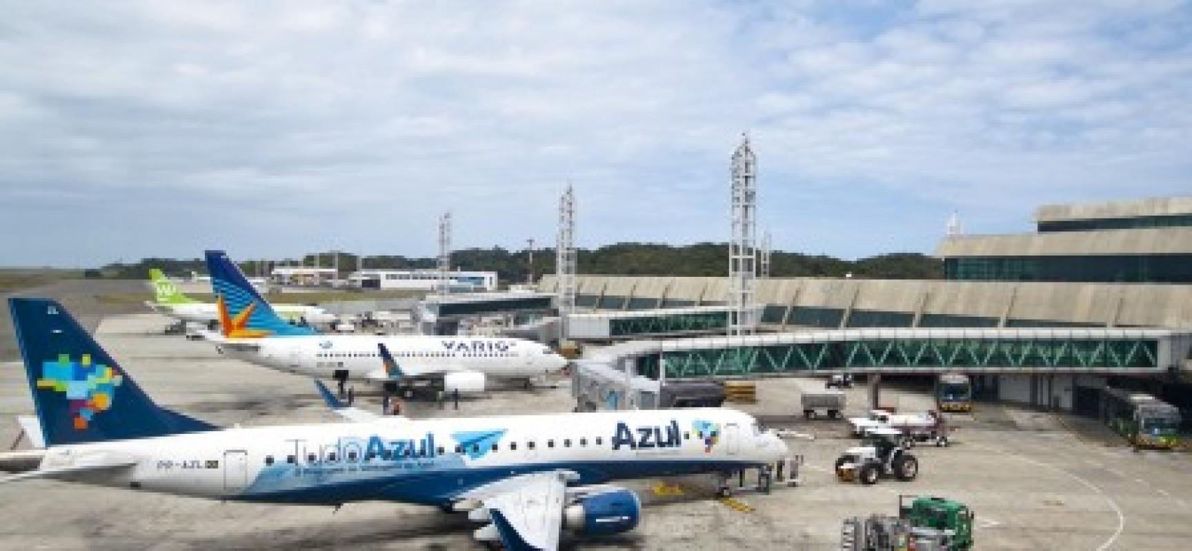 Malha aérea doméstica cresce 12,2% em junho, segundo Abear