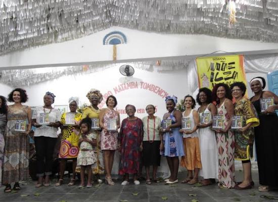 Entrega do Troféu Mãe Ilza Mukalê 2017 teve muita emoção e homenagem às mulheres