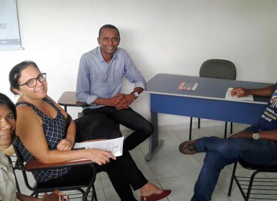 Feirantes discutem melhorias na Central de Abastecimento do Hernani Sá, em Ilhéus