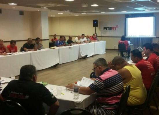 Fitert realiza reunião da diretoria executiva