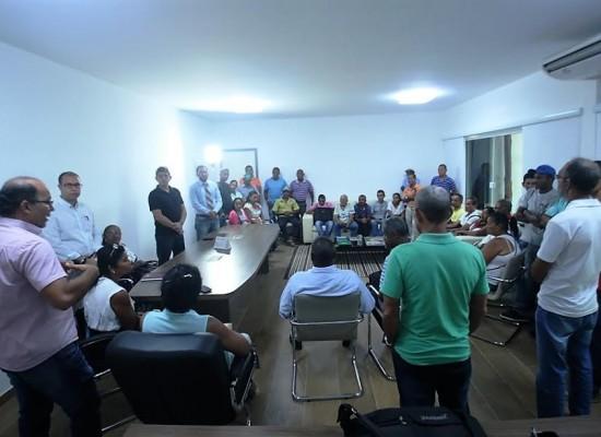 Ilhéus discute ações com representantes da zona rural