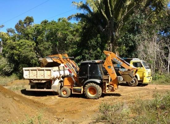 Mais estradas são recuperadas na zona rural, em Ilhéus
