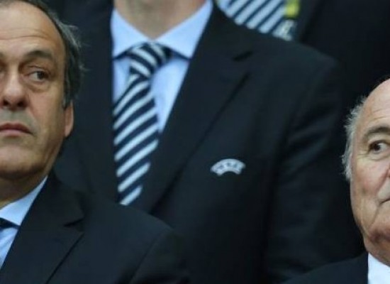 Platini detona Blatter: 'Pensou que ia morrer na Fifa'