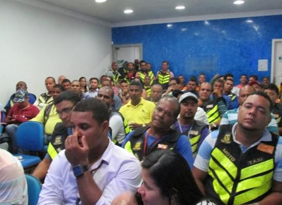 Mototaxistas organizam primeira Cooperativa do setor em Itabuna