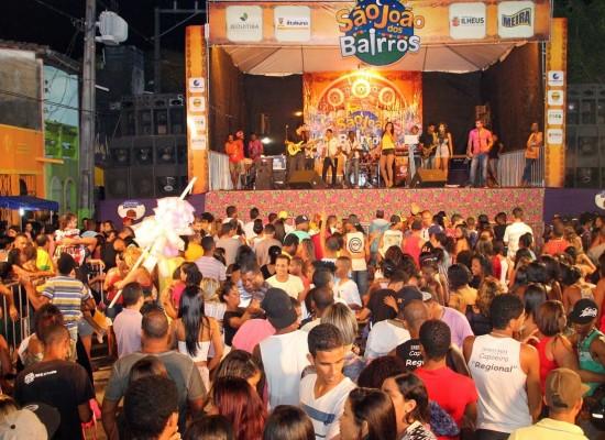 Prefeitura e TV Santa Cruz confirmam Projeto São João dos Bairros em Ilhéus