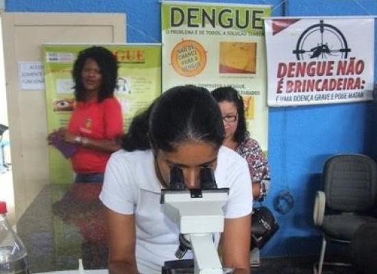 Secretarias realizaram ações de combate ao mosquito da dengue, em Ilhéus