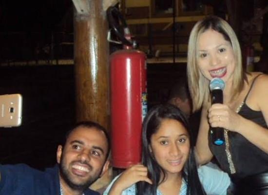 Sérgio Pezza e Zanza Oliver sexta (17) na AABB Itabuna