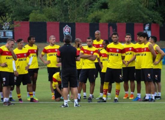 Time do Vitória está definido para jogo contra o Sergipe