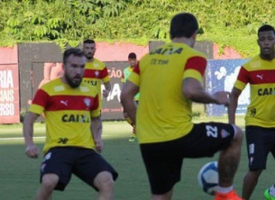 Argel divulga time titular para Ba-Vi no Barradão