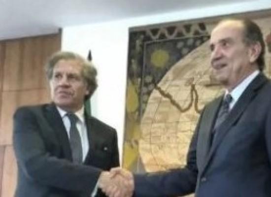 Brasil e OEA defendem eleições para solucionar crise na Venezuela