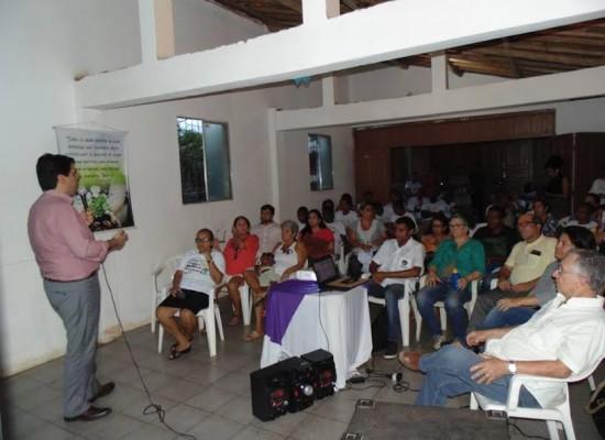 COOLIMPA realizou evento para discutir implementação de coleta seletiva
