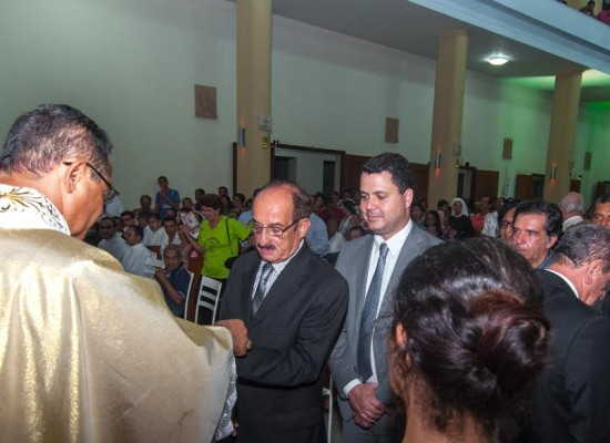 Fernando Gomes saudou novo bispo diocesano de Itabuna