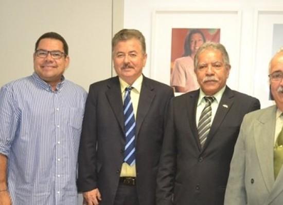 Membros da Ceplac destacam apoio da deputada Ângela Sousa para a revitalização do órgão