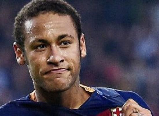 Neymar deve ficar de fora de clássico com o Real Madrid pelo Campeonato Espanhol