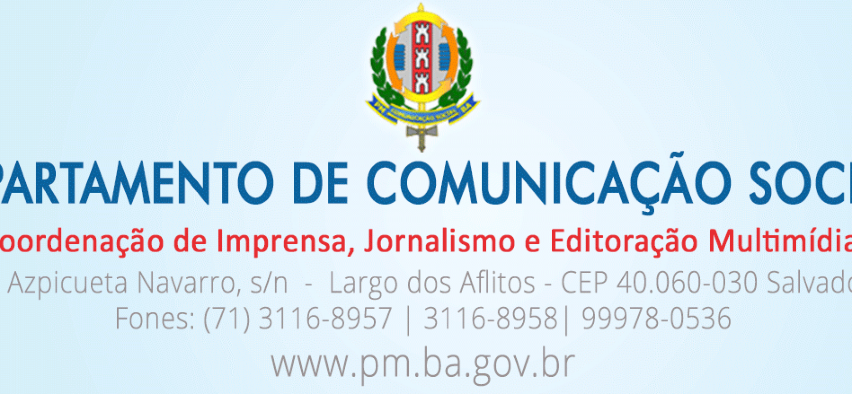 PMBA disponibiliza informações atualizadas das manifestações na Bahia