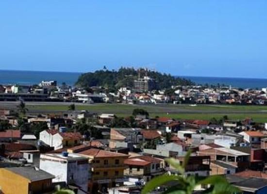 Prefeito de Ilhéus discute ampliação do aeroporto Jorge Amado com o Governo Federal