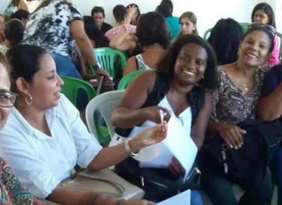 Secretaria de Educação promove encontro de formação de gestores escolares em Ilhéus