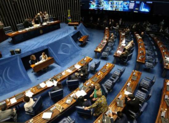 Guedes e Moro são aguardados no Senado na semana que vem