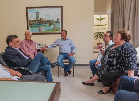 Superintendente do Ministério da Agricultura no Sul da Bahia discute parcerias com o governo municipal