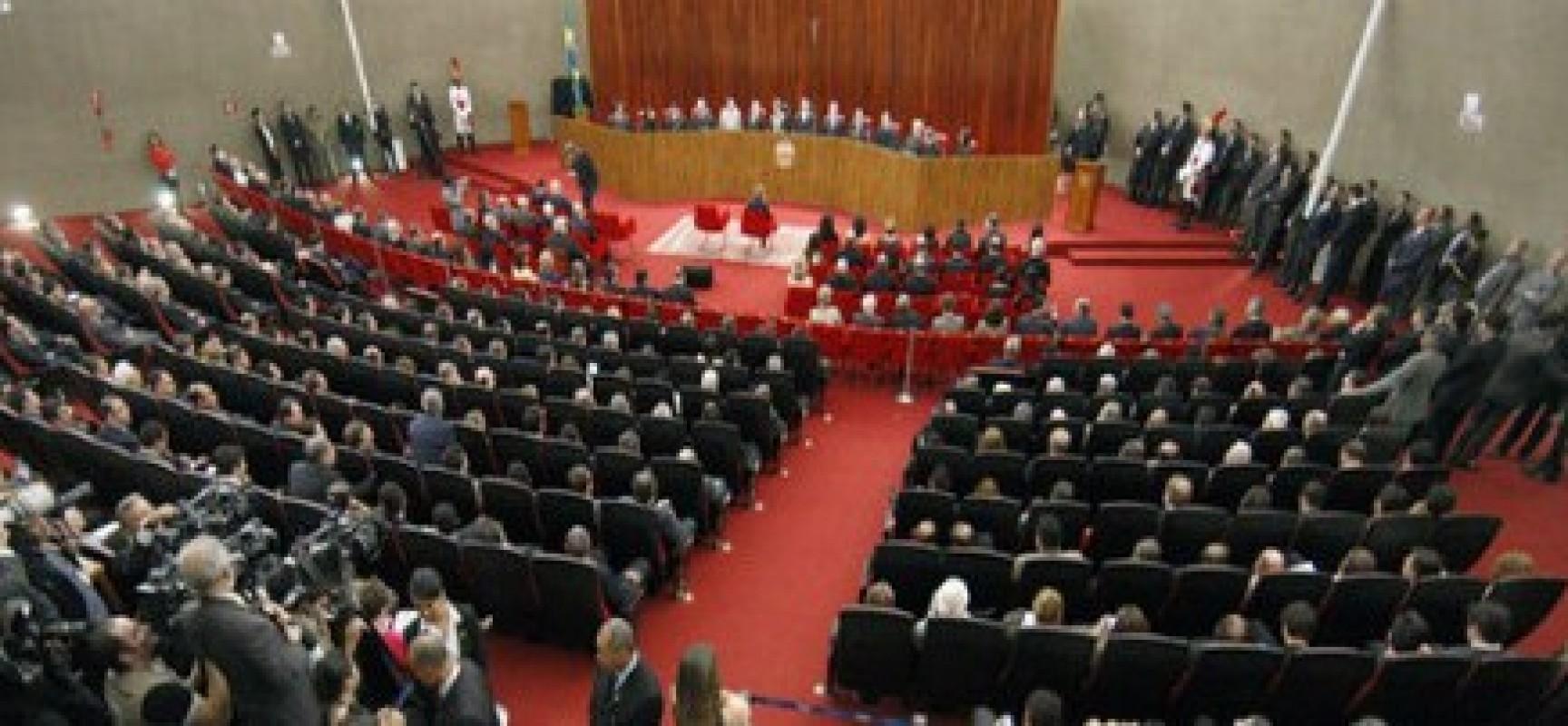 TSE monta megaestrutura para julgamento da chapa Dilma-Temer