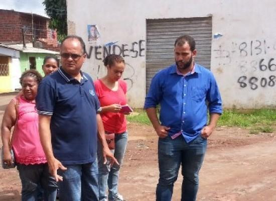 Vereador Ivo Evangelista leva gabinete itinerante para comunidades do município de Ilhéus